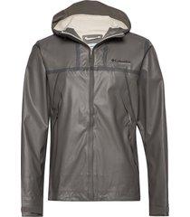 outdry ex eco™ ii tech shell outerwear sport jackets grå columbia
