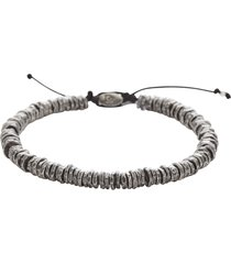 degs & sal washer bead bracelet in silver at nordstrom