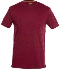 levi's men's heathered pocket t-shirt