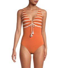abi one-piece swimsuit