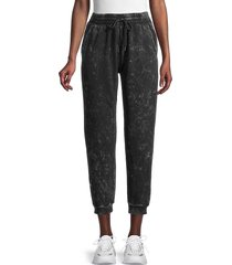 bb dakota women's carbon copy jogger pants - black - size s