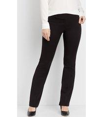 legacy black dressy trouser pant