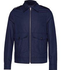 m. wes jacket dun jack blauw filippa k