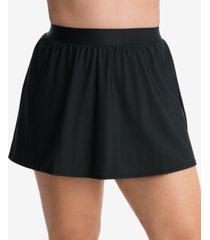 miraclesuit plus size swim skirt women's swimsuit