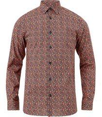 skjorta slhpen-lugh shirt slim