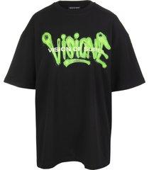 black and green visione man t-shirt