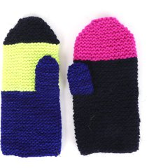 daniela gregis multicoloured gloves