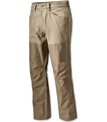 missouri breaks field pants / set inseam, sand, 42, inseam: 30 inch