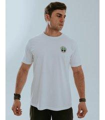 camiseta fide save the forest branca