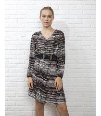 vestido gris benjamina cannes