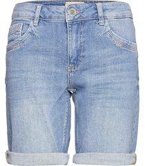 ava dive shorts shorts denim shorts blå mos mosh