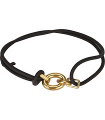 bottega veneta nappa rope effect belt