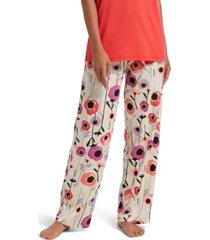 hue floral-print pajama pants