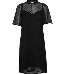 ciciiw dress jurk knielengte zwart inwear
