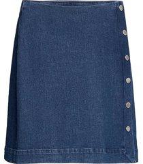 valli skirt kort kjol blå morris lady