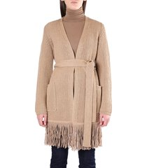 max mara cashmere and wool cardigan