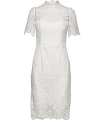 naima dress bröllopsklänning vit by malina