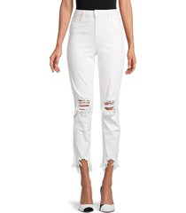 l'agence women's high line high-rise skinny jeans - blossom - size 27 (4)
