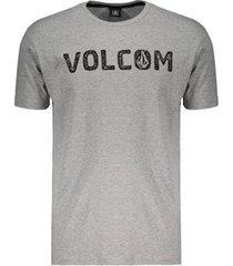 camiseta volcom bold masculina