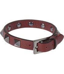 valentino rockstud spike bracelet