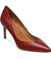 pumps 16111 shoes heels pumps classic röd billi bi