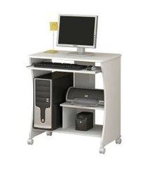 mesa de computador mc-153 branca d'italia