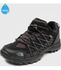 zapatilla m storm iii wp negro the north face