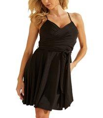 guess lysandra sleeveless dress