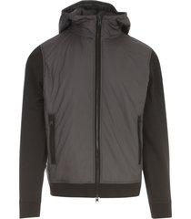 woolrich interlock full zip hoodie
