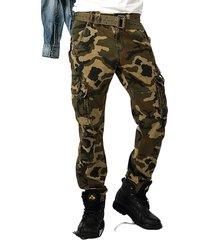 pantaloni militari multi-tasca camo cargo pantaloni tattici all'aperto pantaloni militari