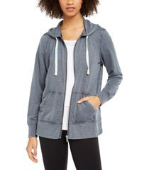 ideology women's zip hoodie, created for macy's