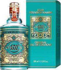 perfume 4711 eau de cologne unissex 200ml único