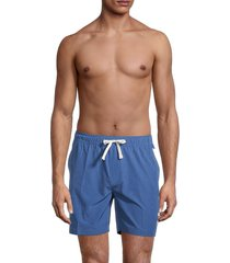 trunks men's land to water swim shorts - royal cloud - size m