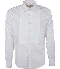 lanvin chemise fitted shirt