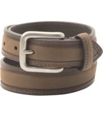 columbia nubuck padded inlay men's belt