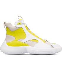 camper lab abs, sneaker uomo, beige/giallo/bianco, misura 44 (eu), k300297-001