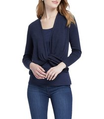 women's nic+zoe four-way cardigan