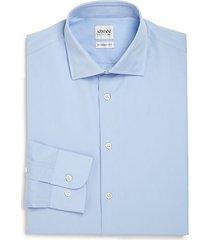 modern-fit cotton dress shirt