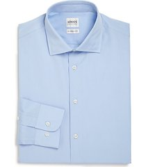 modern-fit cotton dress shirt