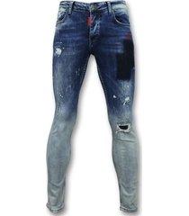skinny jeans addict jeans slim - stretch spijkerbroek - 0