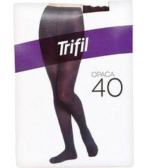 meia-calça trifil fio 40 opaca