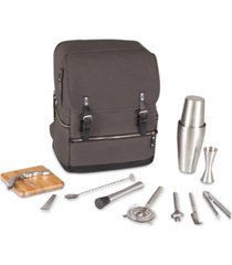 legacy by picnic time bar-backpack portable cocktail set