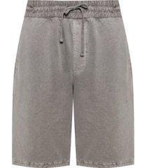 'pierce' sweat shorts