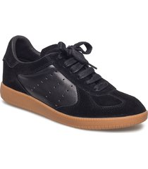 li lace up låga sneakers svart shoe the bear