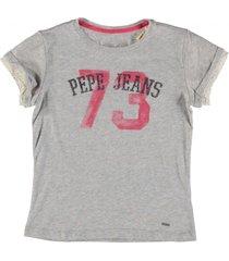 pepe jeans grijs t-shirt