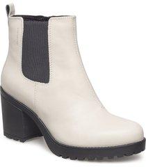 grace shoes boots ankle boots ankle boot - heel vit vagabond
