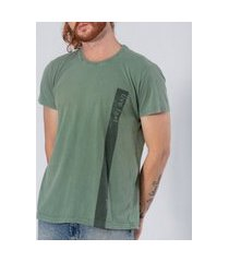 t-shirt tradicional gam gam verde