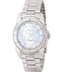 reloj angel invicta modelo 0458 multicolor