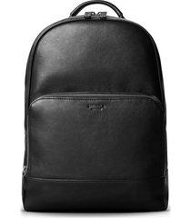 men's shinola fulton leather backpack - black