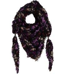 2 due shawls